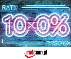 Raty w Redcoon!