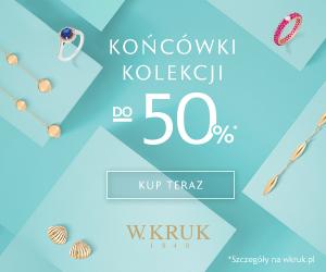 Rabaty do -50% w W. Kruk!
