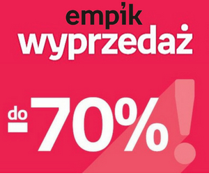 Empik do -70%