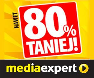 Rabaty do -80% w Media Expert!