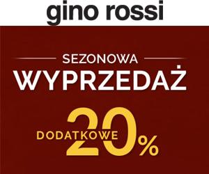 Gino Rossi: Ekstra -20%