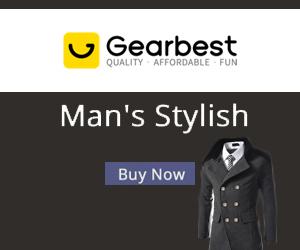 Moda damska i męska w Gearbest!