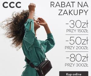 Wybierz swój rabat w CCC