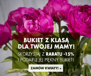 Kwiaty na Dzień Matki!