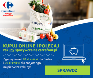 Carrefour - Program Poleceń!