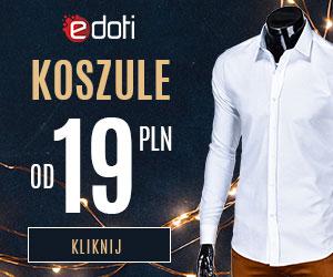 Edoti: koszule od 19 zł