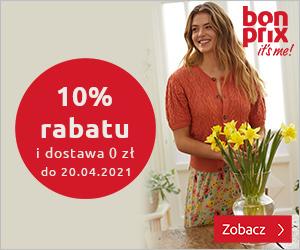 Darmowa dostawa w BonPrix i dodatkowe promocje