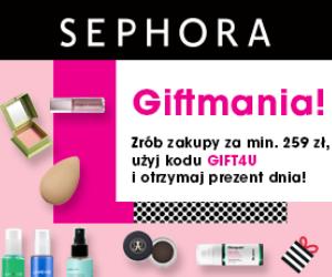Prezenty od Sephora!