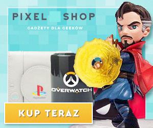 Gadżety od Pixel-shop!