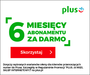 Oferta od Plus!