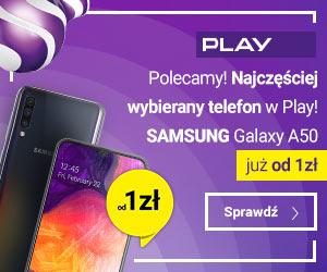 Samsung Galaxy A50 w Play!