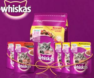 Whiskas dla kota