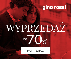 Do -70% w Gino Rossi!