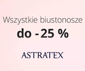 Rabat -25% w Astratex!