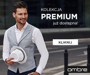 Kolekcja premium w Ombre!