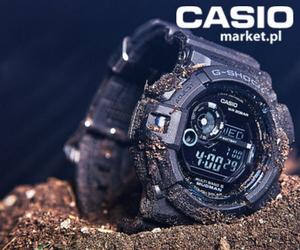 Markowe zegarki Casio