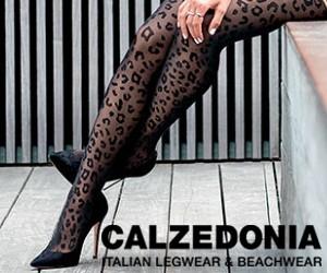 Zgrabne nogi z Calzedonia