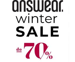 Zimowa wyprzedaż do -70%