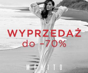 Oferta specjalna do -70% w Mohito!