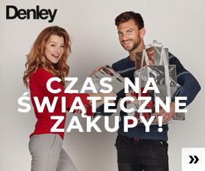 Świąteczne zakupy z Denley!