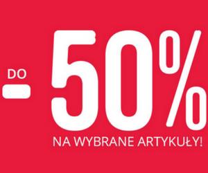 Do -50% w Camaieu