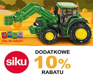 Zabawki o 10% taniej!