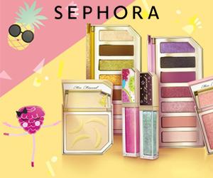 Sephora: Zniżka -10%