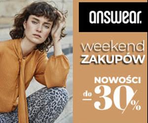 Weekend zakupów do -30%!