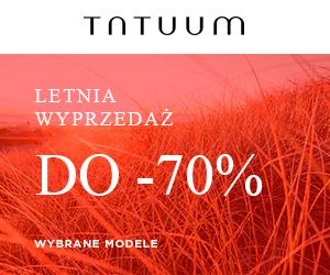 Tatuum: Sale do -70%