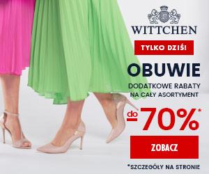 Buty do -70% taniej!