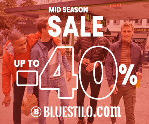 Mid Season Sale do -40% w BlueStilo