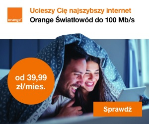 Internet ze światłowodem