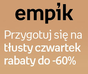 Rabaty do -60% w Empik!