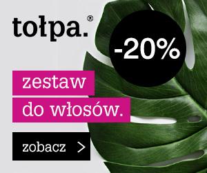 Kosmetyki do włosów -20%