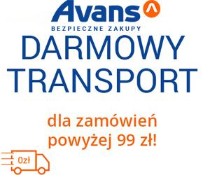 Avans: Darmowa przesyłka!