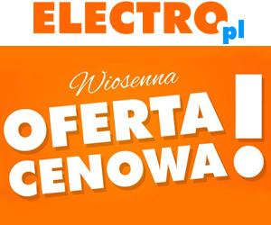 Wiosenne oferty Electro!