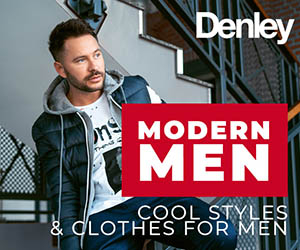 Moda męska w Denley!