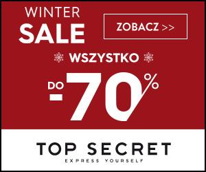 Zimowa wyprzedaż do -70%!