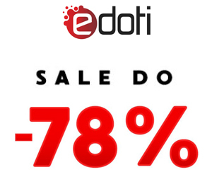 Edoti: Okazje do -78%