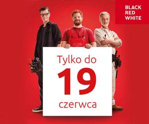 W Black Red White taniej o VAT!