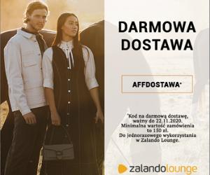 Darmowa dostawa w Zalando Lounge
