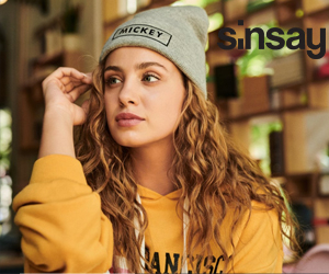 Skorzystaj z okazji w Sinsay!