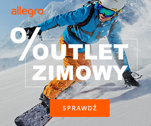 Allegro: Zimowy outlet!
