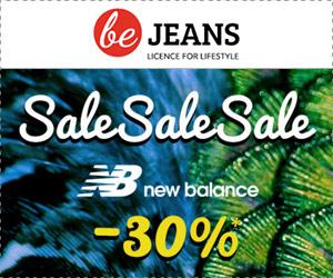 New Balance -30%!