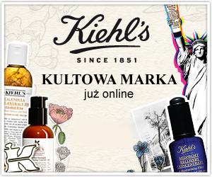 Naturalne kosmetyki Kiehl's