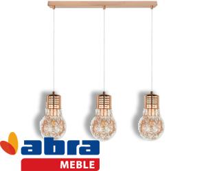 Oświetlenie od Abra Meble