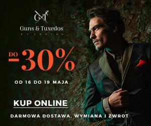 Elegancka moda męska do -30%!