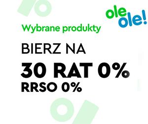 Raty 30 x 0%!