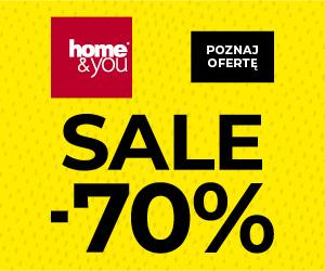 W home&you taniej do -70%!