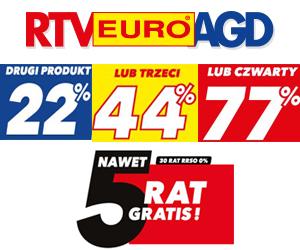 Nowe promocje w Euro!